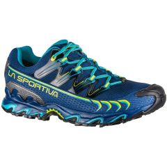 Tekaški čevlji La Sportiva Ultra Raptor GTX- Indigo/Apple Green