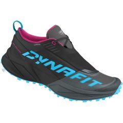 Ženski tekaški čevlji Dynafit Ultra 100 GTX- Black Out/Flamingo