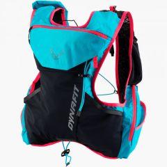 Tekaški nahrbtnik Dynafit Alpine 9 - Silvretta/Fluo Pink