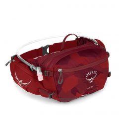 Kolesarska torbica Osprey Seral 7- Molten Red
