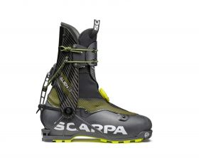 Turni pancarji Scarpa Alien 1.0 - Black/Carbon