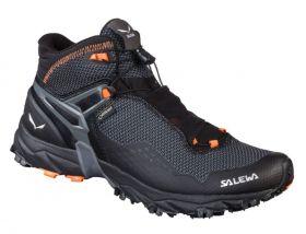 Visoki pohodni čevlji Salewa Ultra Flex Mid GTX-Black /Holland