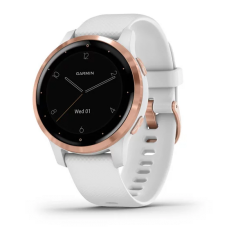 Ura Garmin Vivoactive 4s-White/Rose Gold