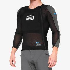 Zaščita za telo 100% Tarka Long Sleeve - Black