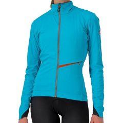 Ženska kolesarska jakna Castelli Go