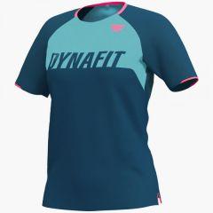 Ženska kolesarska majica Dynafit Ride S/S - Poseidon