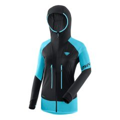 Ženska softshell jakna Dynafit Speed - Silvretta