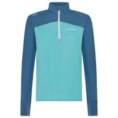 Ženska termo aktivna majica La Sportiva Swift - Aquarelle/Atlantic