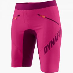 Ženske kolesarske hlače Dynafit Ride Dynastretch - Flamingo