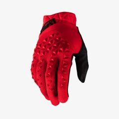 MTB kolesarske rokavice Geomatic - Red