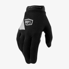 Ženske MTB kolesarske rokavice 100% Ridecamp - Black