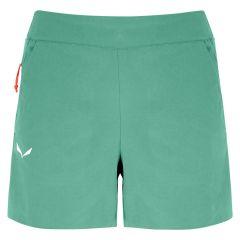 Ženske kratke pohodne hlače Salewa Lavaredo - Green/Feldspar Green