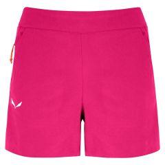 Ženske kratke pohodne hlače Salewa Lavaredo - Virtual Pink