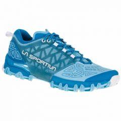 Ženski tekaški čevlji La Sportiva Bushido II - Pacific Blue/Neptune