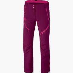 Ženske turne hlače Dynafit Mercury 2 - Beet Red