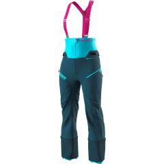 Ženske turno smučarske hlače Dynafit Free GTX - Petrol