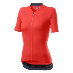 Ženski kolesarski dres Castelli Anima 3-Brilliant Pink