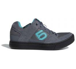 Ženski MTB čevlji FiveTen Freerider WMNS- Onix/Shock Green/ Core Black