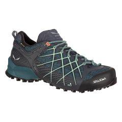 Ženski pohodni čevlji Salewa Wildfire GTX - Ombre Blue/Atlantic Deep