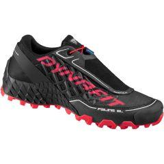 Ženski tekaški čevlji Dynafit Feline SL-Black/Fluo Pink