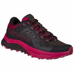 Ženski tekaški čevlji La Sportiva Karacal - Black/Red Plum