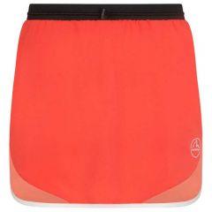 Tekaško krilo La Sportiva Comet Skirt - Hibiscus/Flamingo
