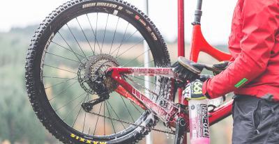 Čiščenje in vzdrževanje kolesa