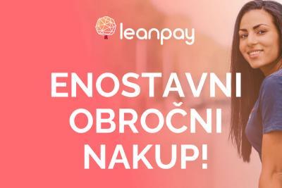 LeanPay-Enostavni nakupi na obroke