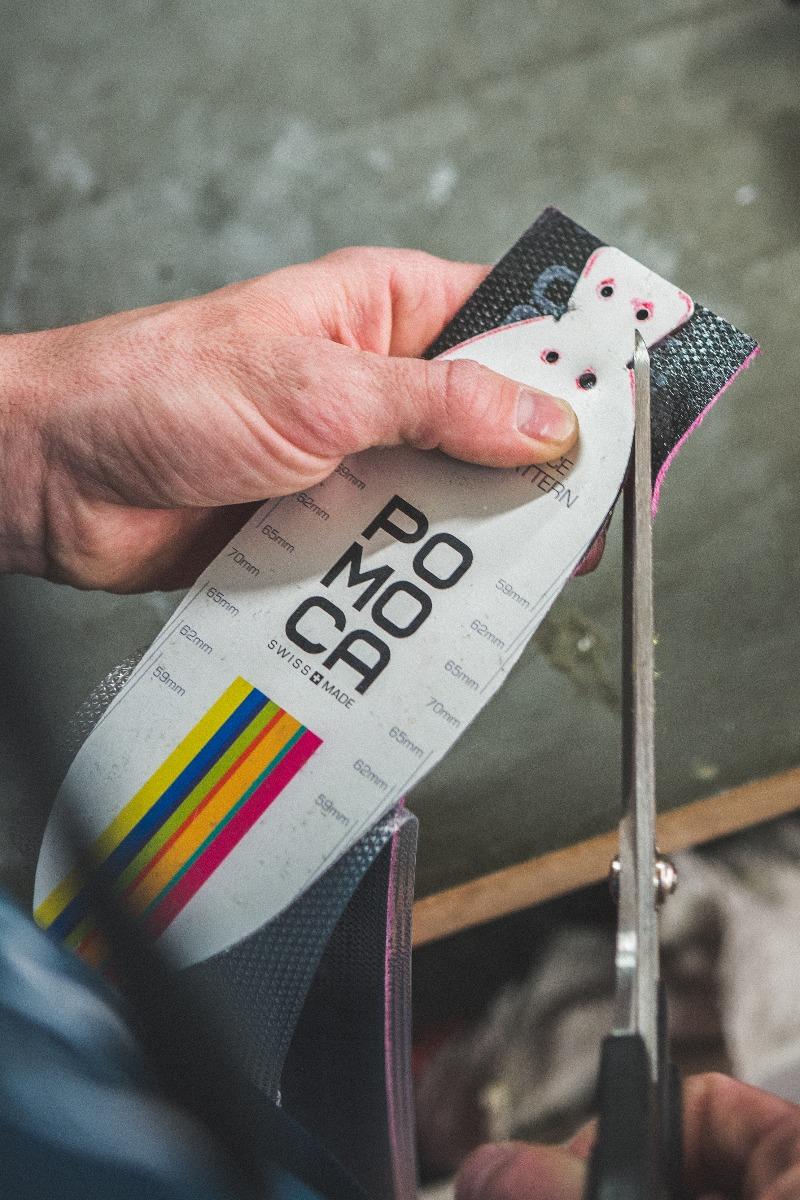 Izdelava turnih kož po meri v Šport 11-ski servis