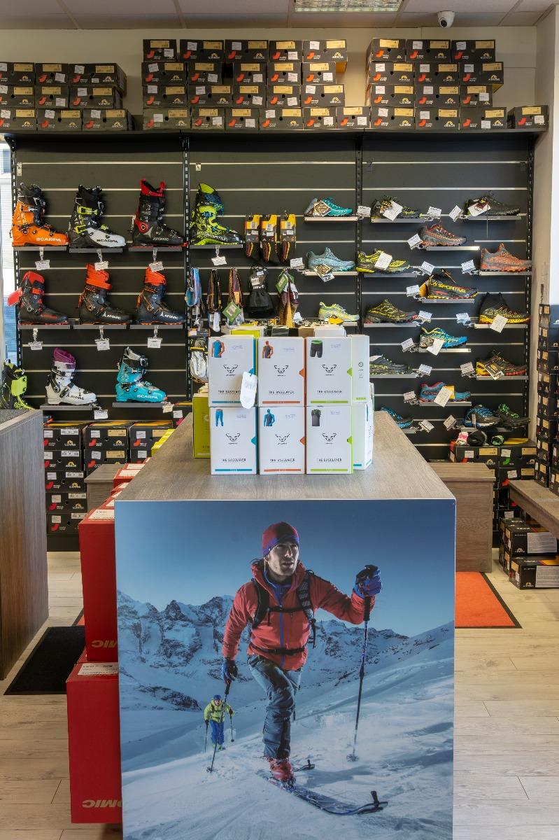 Kolesarska trgovina Šport 11 v Šenčurju