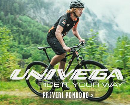 gorska kolesa Univega