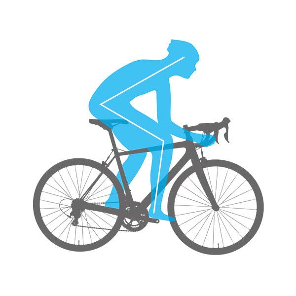 geometrija race cestnega kolesa