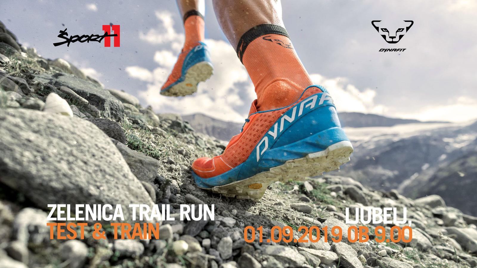 Zelenica Trail run 2019-ljubelj tržič
